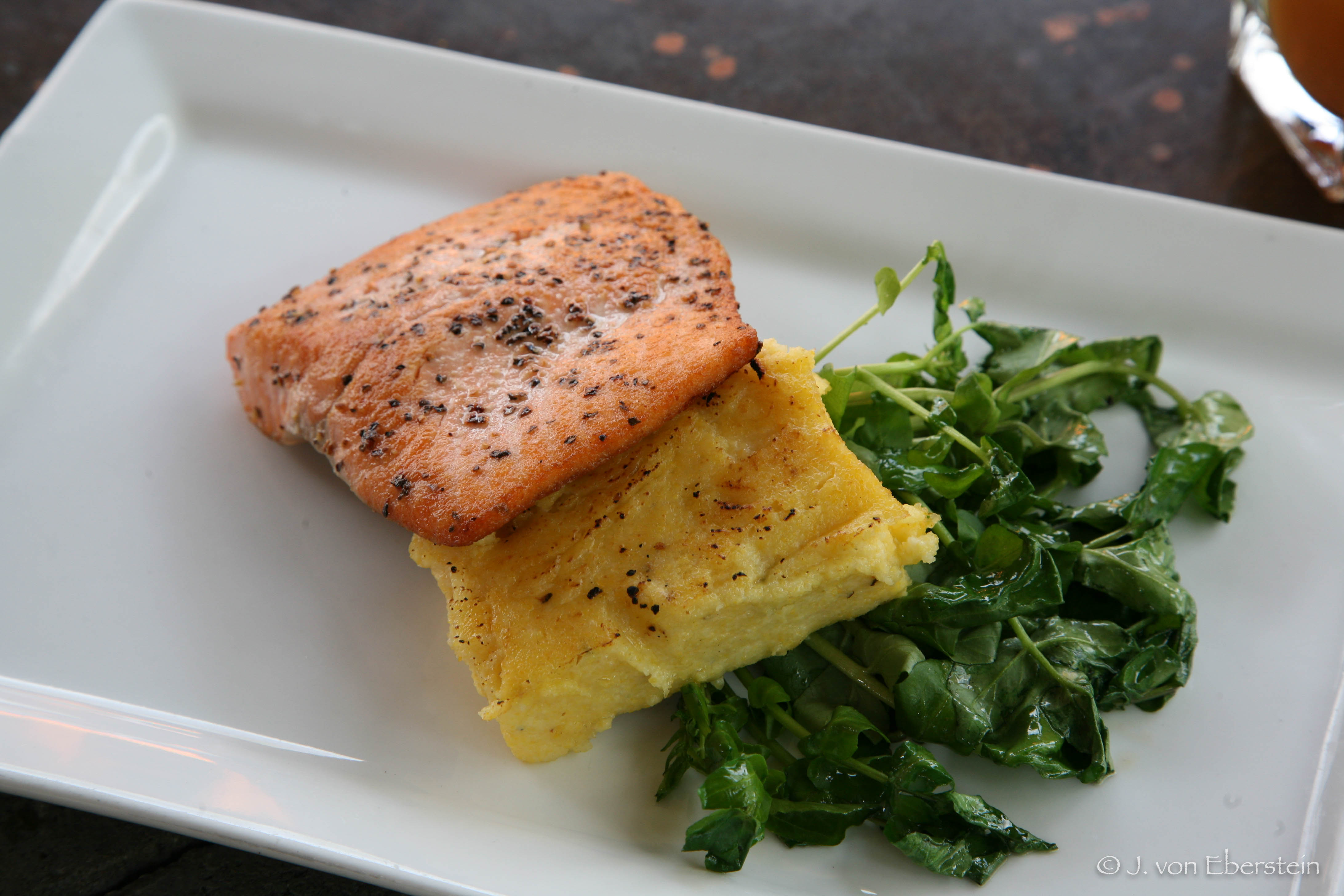 Smoked Salmon, Ricardo's, Lacey, WA